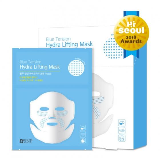 Mặt nạ nâng cơ dưỡng ẩm - Blue tension hydra lifting mask