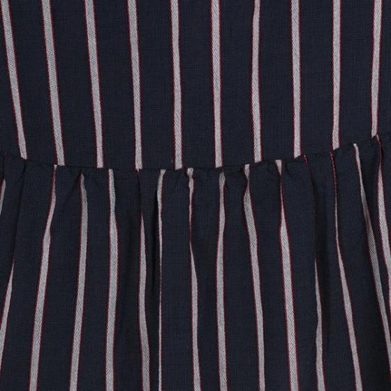 Đầm xòe hai dây dún ngực Hàn Quốc Orange Factory FFC0L346 -WSN