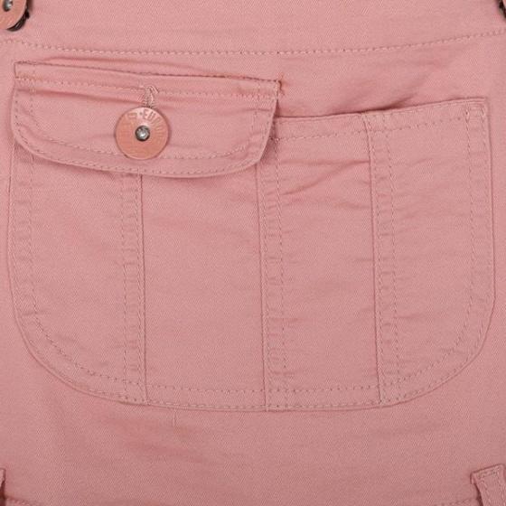 Quần short yếm nữ Hàn Quốc Orange Factory EQC0L345-WSP
