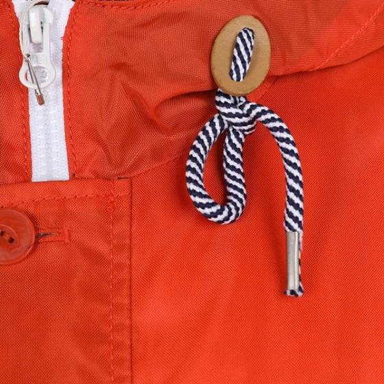 Áo khoác nam có mũ, vài dù Parka Hàn Quốc Orange Factory-UBT1JJ1002-OR