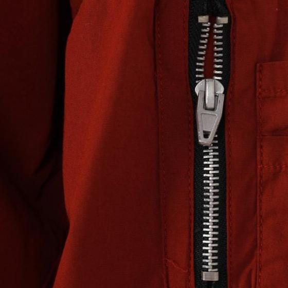 Áo khoác kaki nam dáng dài Hàn Quốc Orange Factory -EQF0L341-WSR