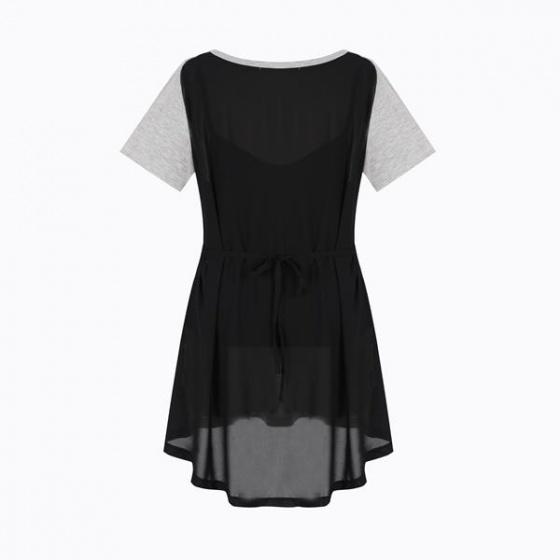 Áo váy nữ cotton Hàn Quốc Orange Factory - EQK8L373-WSG