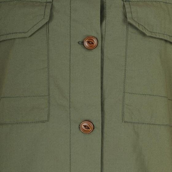Áo khoác kaki nữ Hàn Quốc Orange Factory-UBU1JJ2002-KH
