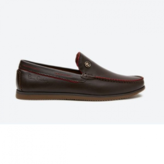 Giày lười cao cấp Pierre Cardin - PCMFWLB066BRW màu nâu