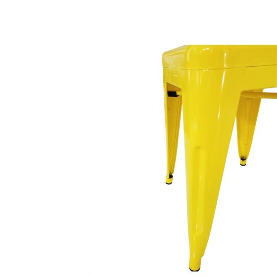 Ghế sắt đôn bar thấp Furnist Tolix h45 NK