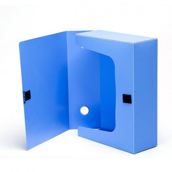 Bìa hộp Flexoffice PP 90A4 FO-BF03