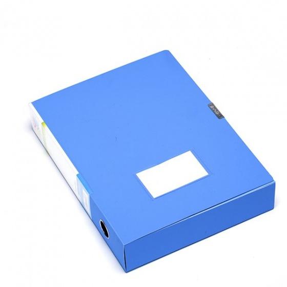 Bìa hộp Flexoffice PP 50A4 FO-BF01