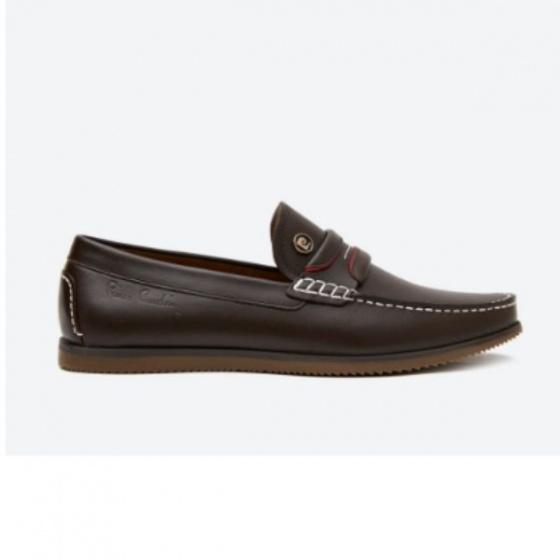 Giày lười nam cao cấp Pierre Cardin B065BRW màu nâu