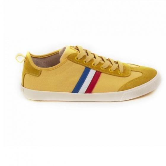 Giày thể thao nữ Pierre Cardin PCWFWFC095YEL Màu vàng
