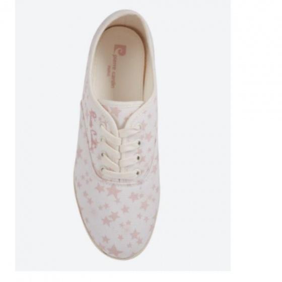 Giày thể thao nữ Pierre Cardin - PCWFWFC101WHT màu trắng