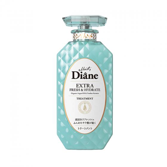 Dầu xả kiểm soát dầu Moist Diane Extra Fresh & Hydrate -450ml