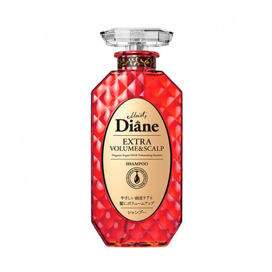 Dầu gội chống rụng & làm phồng tóc Moist Diane Extra Volume & Scalp -450ml