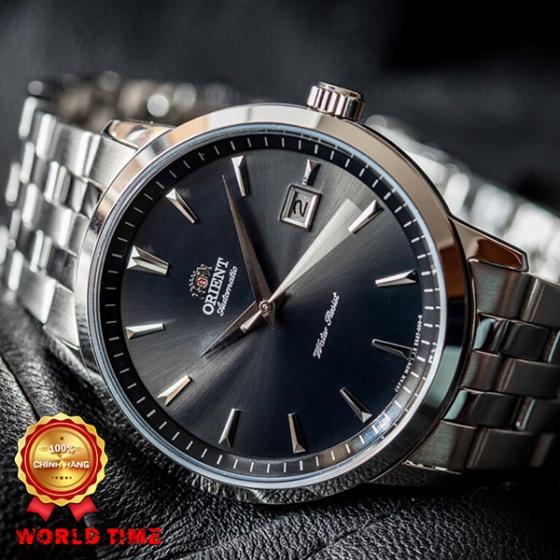 Đồng hồ nam Orient FER27009B0 chính hãng (full box + sổ bảo hành toàn quốc 3 năm) mặt kính chống xước - chống nước - dây thép 316l