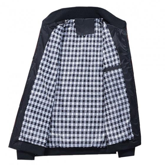 Áo khoác dù nam cao cấp dáng áo đứng, vải dù cán 2 lớp, phù hợp nhiều phong cách - LOTSOC03