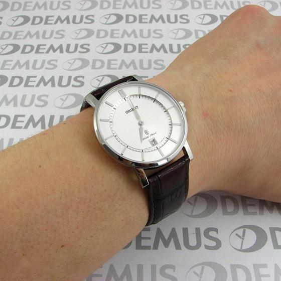 Đồng hồ nam Orient FGW01007W0 chính hãng (full box + sổ bảo hành toàn quốc 3 năm) mặt kính chống xước - chống nước - dây da cao cấp