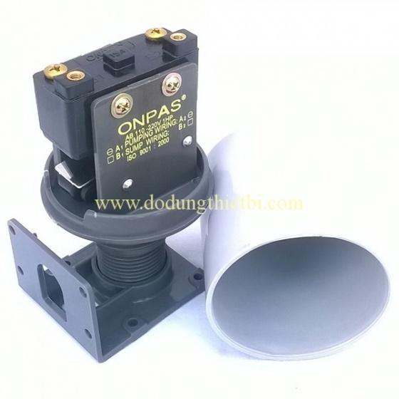 Combo khởi động từ tự động an toàn cho máy bơm nước
