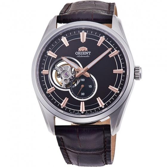 Đồng hồ nam Orient RA-AR0005Y10B chính hãng (full box + sổ bảo hành toàn quốc 3 năm) automalic mặt kính chống xước - chống nước - dây da cao cấp