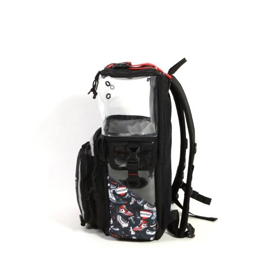 Balo thời trang Collide Backpack đỏ