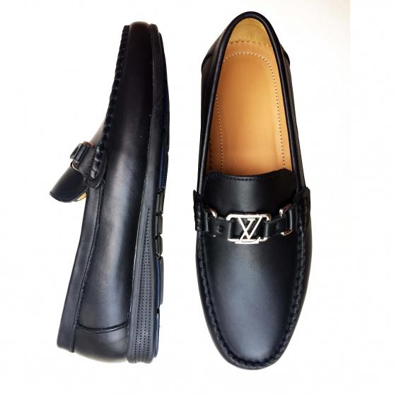 Giày mọi nam da bò Geleli