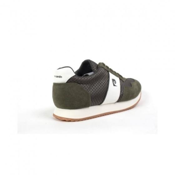 Giày thể thao Pierre Cardin - PCMFWLC301GRE màu xanh