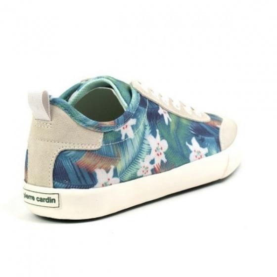Giày thể thao nữ Pierre Cardin PCWFWFC095MUL màu xanh