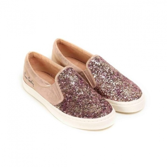 Giày lười nữ Pierre Cardin - PCWFWSC099PIN màu hồng