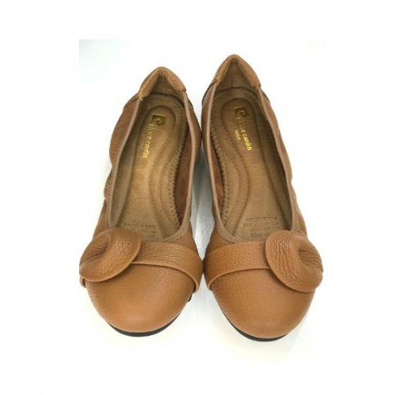 Giày búp bê Pierre Cardin PCWFWLB020GLD màu vàng