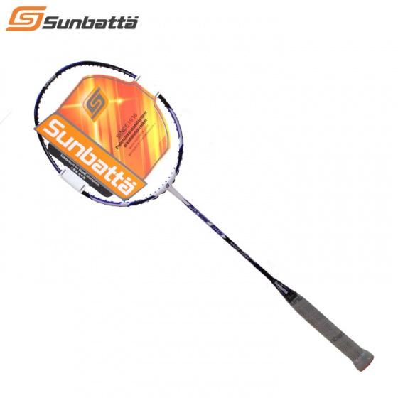 Vợt cầu lông Sunbatta Pioneer 2018 cam xanh