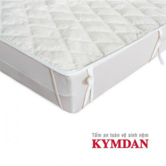 Tấm an toàn vệ sinh nệm KYMDAN 160 x 200cm