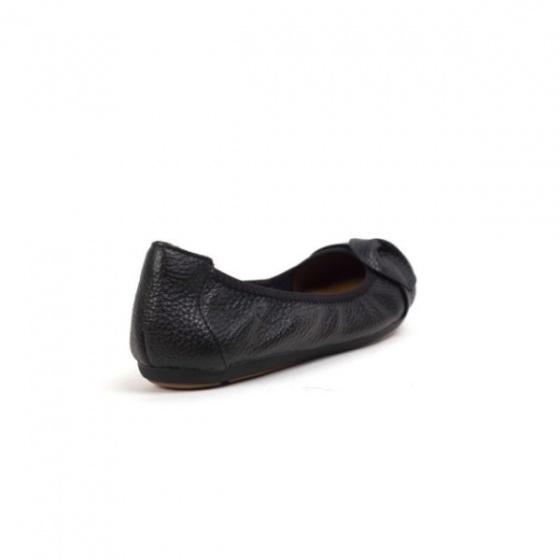Giày búp bê Pierre Cardin PCWFWLB020BLK màu đen