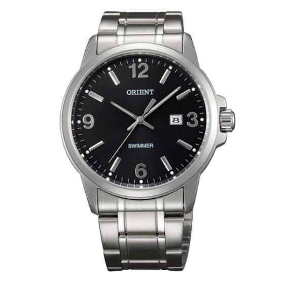 Đồng hồ nam Orient SUNE5005B0 chính hãng (full box + sổ bảo hành toàn quốc 3 năm) mặt kính chống xước - chống nước - dây thép 316l