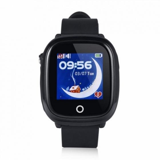 Đồng hồ định vị Wonlex GW400X (đen)
