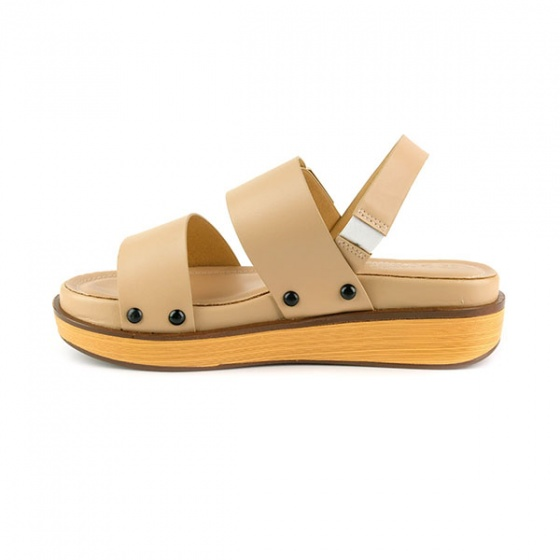 Sandal êm chân Sunday SD31 màu kem