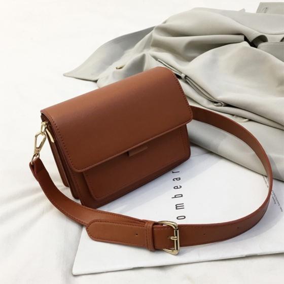 Túi đeo chéo nữ sang trọng, phong cách Hàn Quốc - DCN 8001