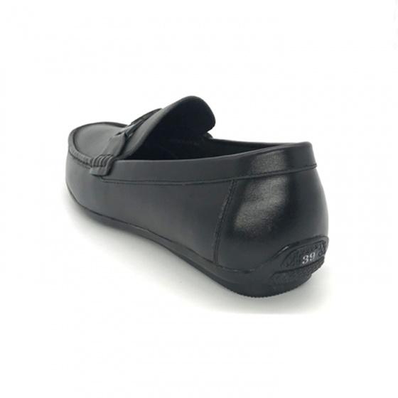 Giày lười, giày mọi nam da bò cao cấp Lucacy N500KZ