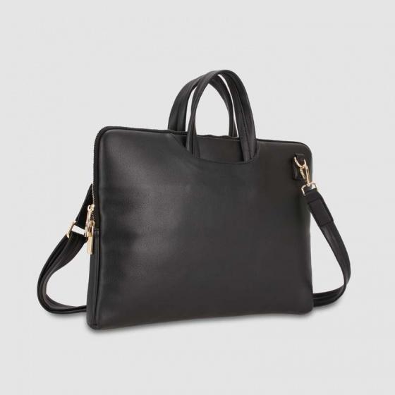 Túi laptop nữ cách điệu ngăn trước IDIGO FB2-425-00