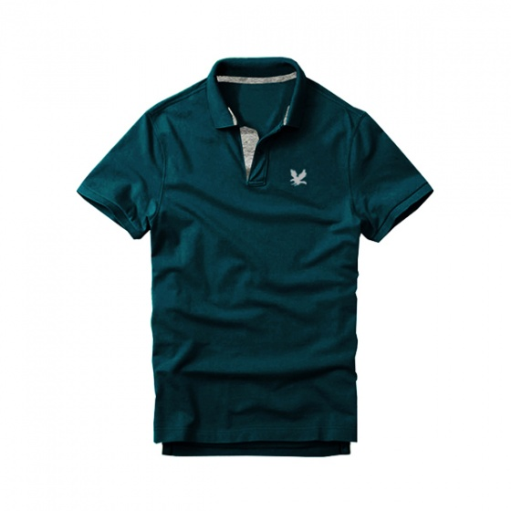 Áo thun nam cổ bẻ vải cá sấu cao cấp, combo 2 áo logo thêu rất sắc xảo (đỏ đô, xanh cổ vịt, tặng 1 quần lót nam)