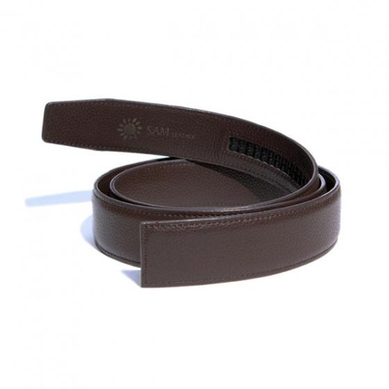 Dây nịt nam - thắt lưng nam da Sam leather SFDN008GFV