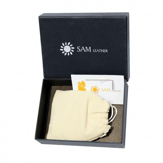 Mặt khóa thắt lưng - đầu khóa thắt lưng Sam Leather SMDN019B đầu khóa inox nguyên khối hàng chính hãng bảo hành 1 năm