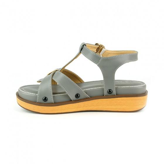 Sandal êm chân Sunday SD32 màu xám