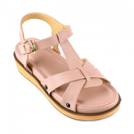 Sandal êm chân Sunday SD32 màu hồng