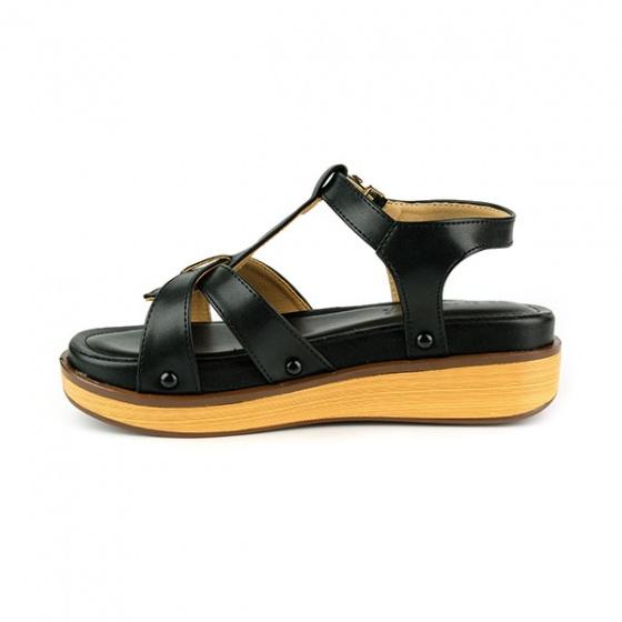 Sandal êm chân Sunday SD32 màu đen
