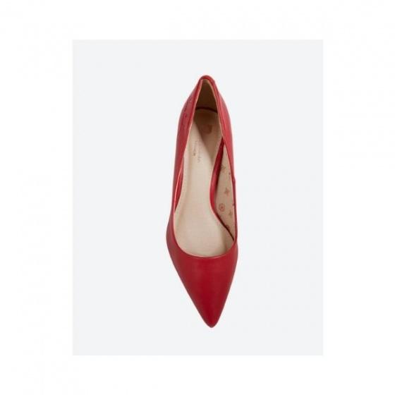 Giày cao gót nhọn Pierre Cardin PCWFWSC084RED màu đỏ