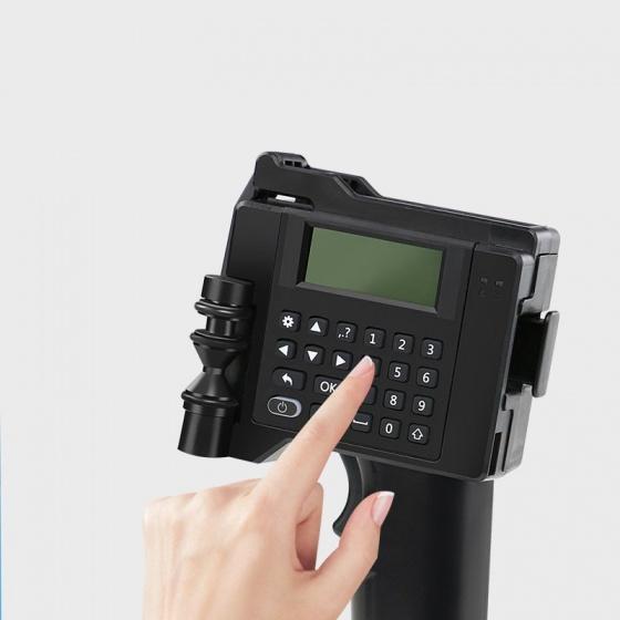 Máy in date cầm tay mini, in logo, in ngày sản xuất tự động Aturos SK P3
