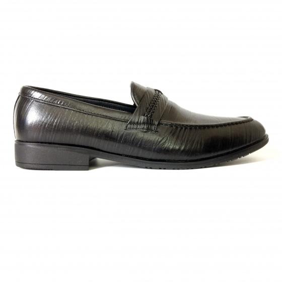 Giày lười da bò thật DO3 Geleli