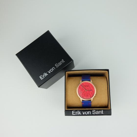 Đồng hồ thời trang unisex Erik von Sant 003.005.D