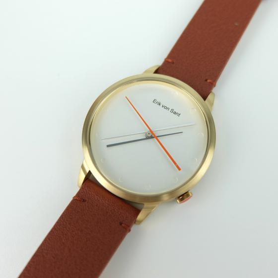 Đồng hồ thời trang unisex Erik von Sant 003.007.D