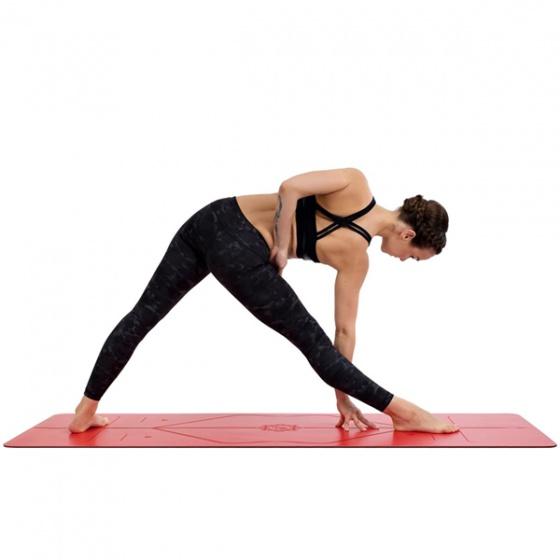 Thảm tập yoga định tuyến PU Liforme Love 4.2mm