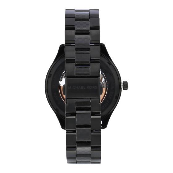 Đồng hồ nam chính hãng Michael Kors MK9038 bảo hành toàn cầu - Máy cơ tự động dây thép không gỉ