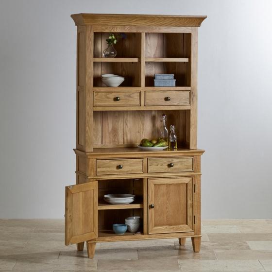 Tủ bếp nhỏ Holy gỗ sồi 1m - Cozino